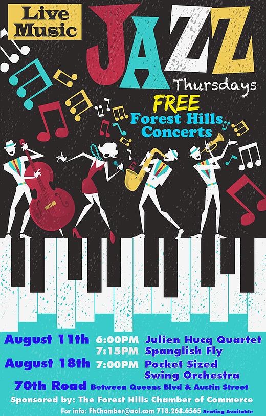 Jazz Thursday Forest Hills